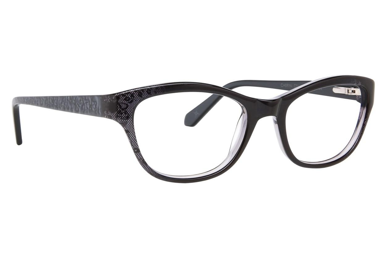 Nicole Miller Cabrini Eyeglasses - Black