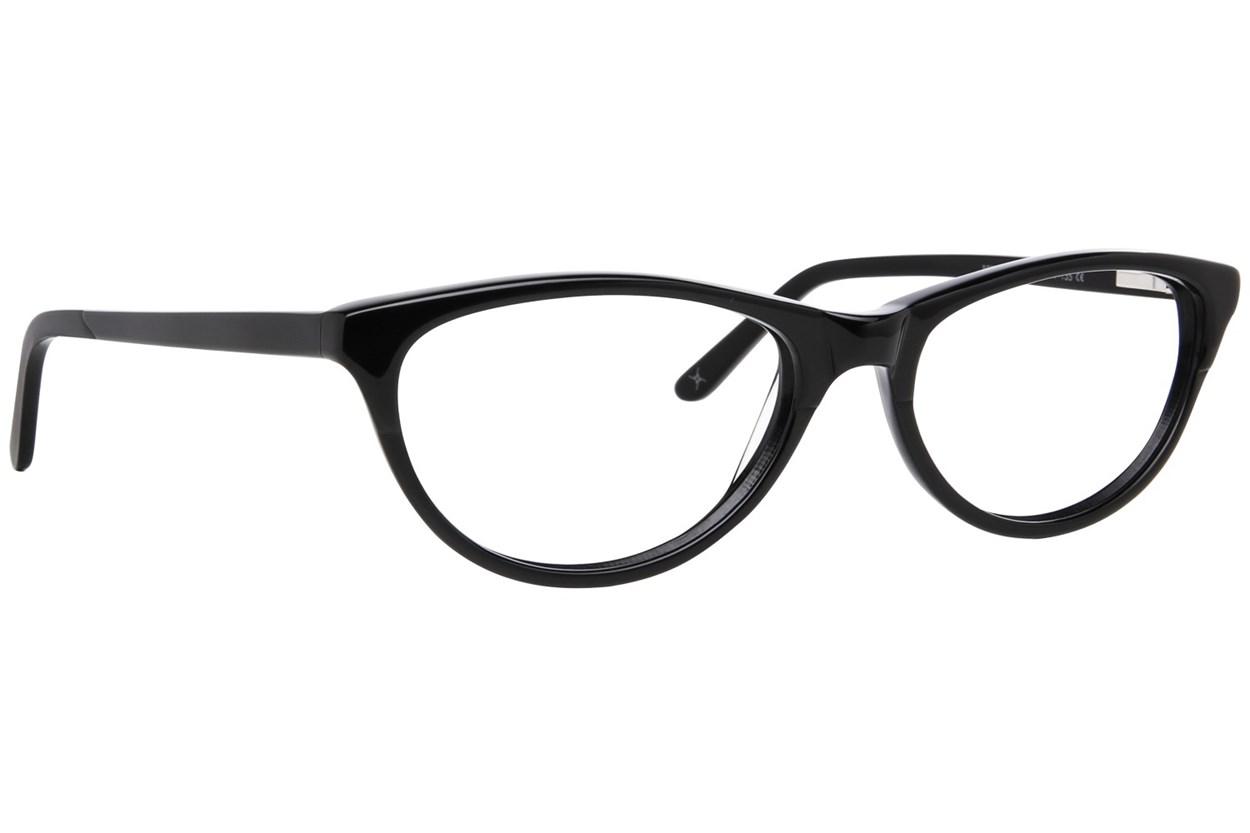 Nicole Miller Bedford Eyeglasses - Black