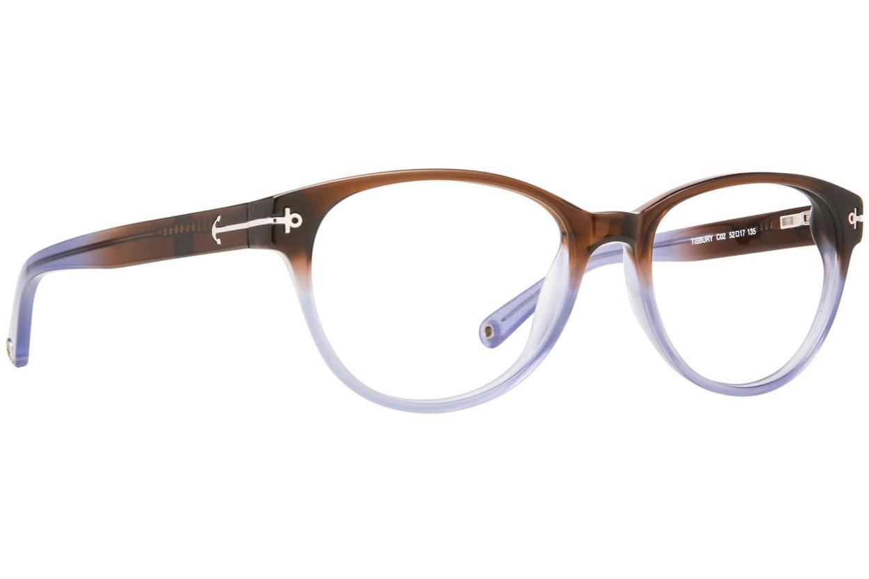 Sperry Top-Sider Tisbury Eyeglasses - Brown