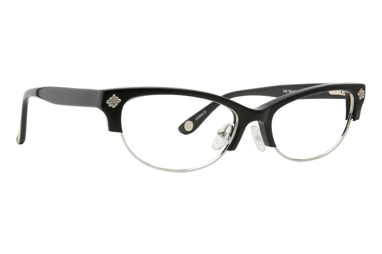 Corinne McCormack Monroe Eyeglasses - Black