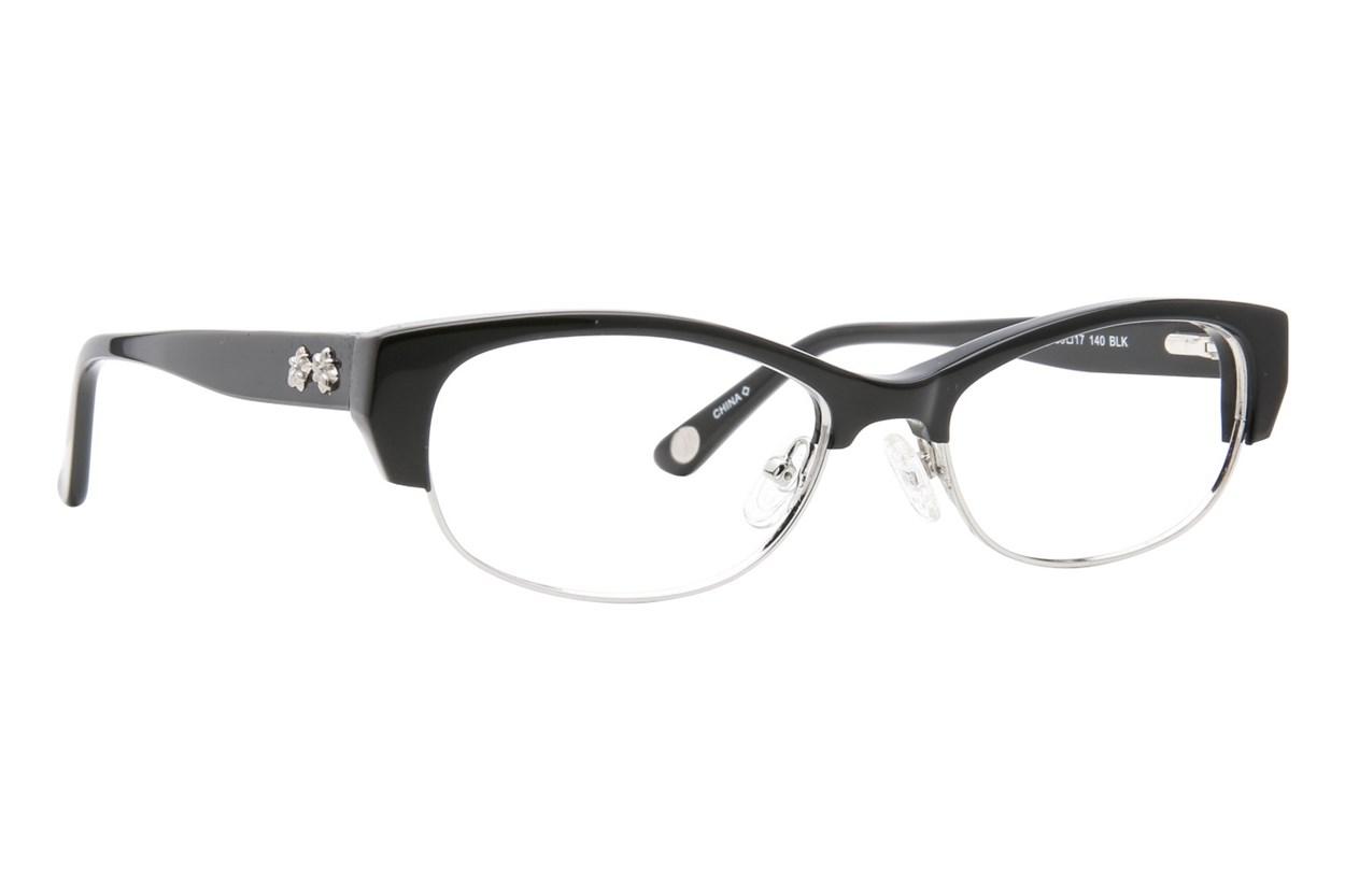 Corinne McCormack Delancey Eyeglasses - Black