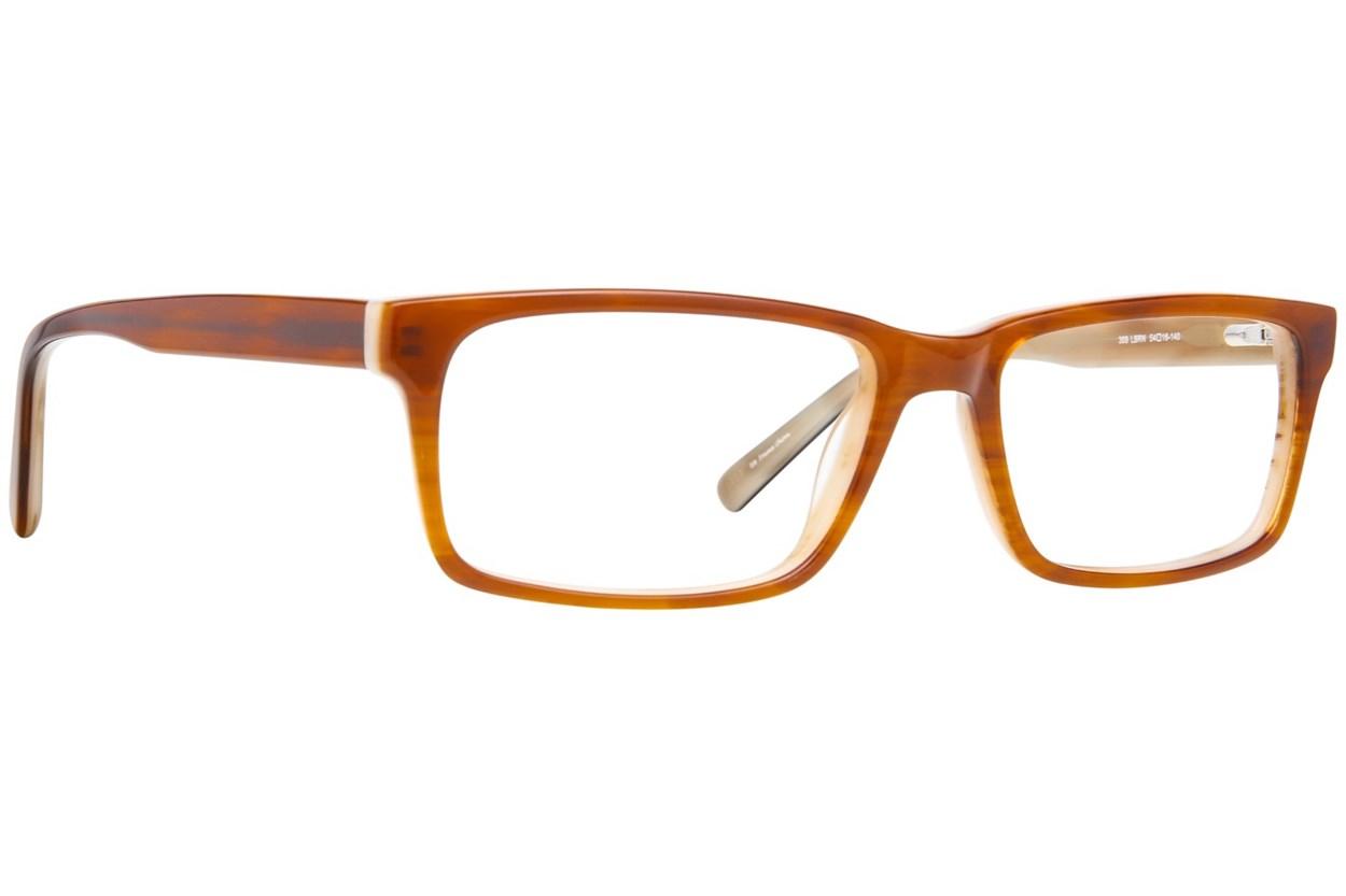 Viva 309 Eyeglasses - Brown