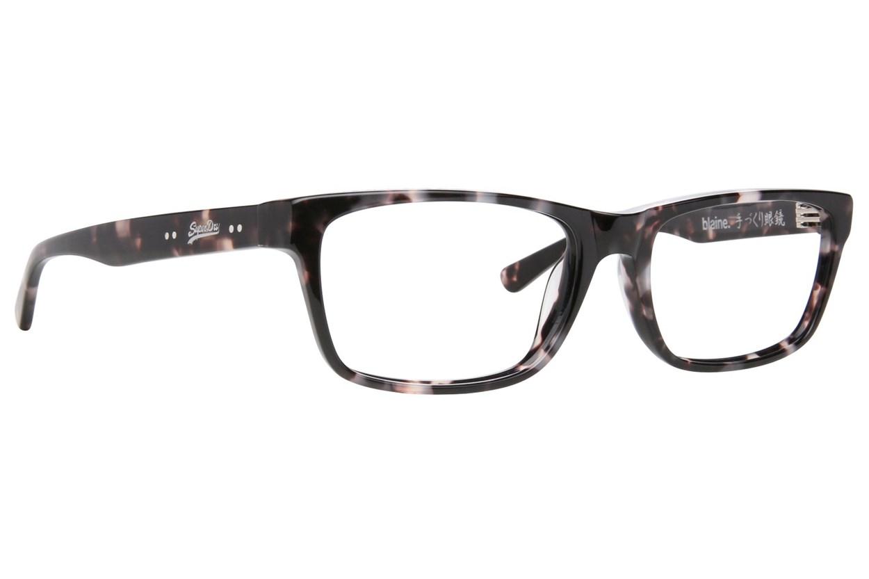 Superdry Blaine Eyeglasses - Black