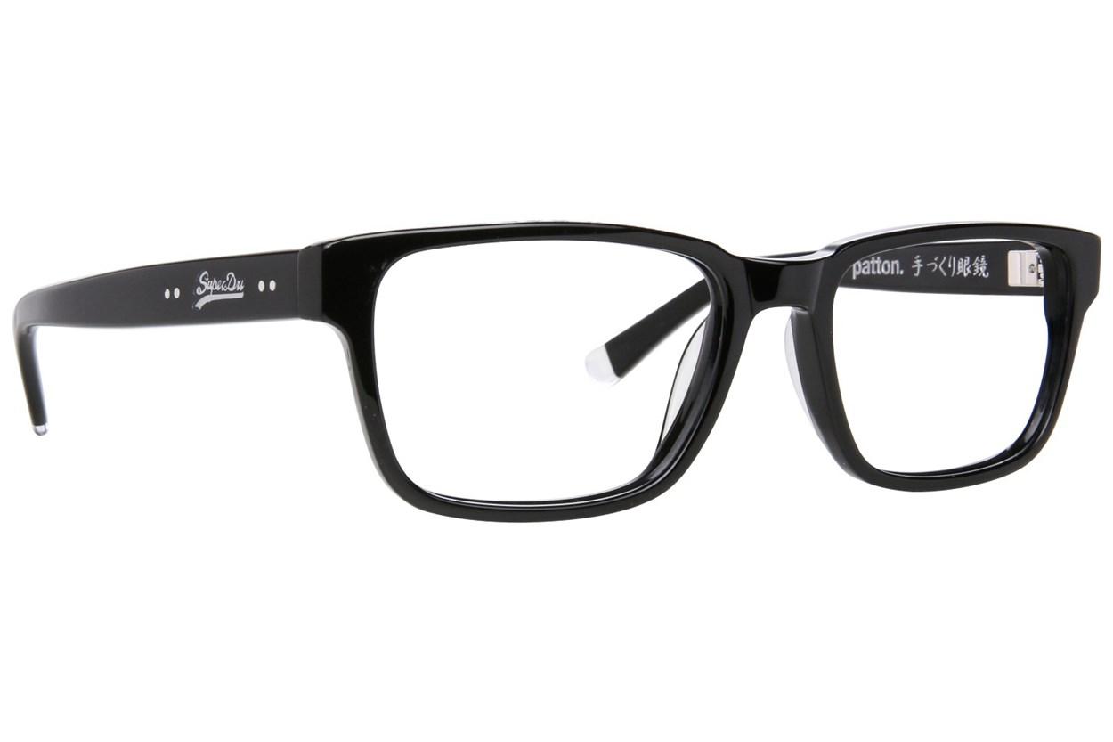 Superdry Patton Eyeglasses - Black