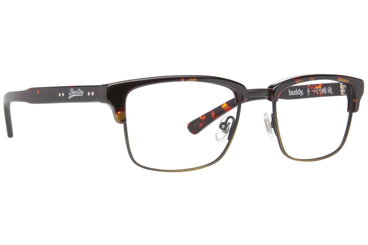 Superdry Buddy Eyeglasses - Tortoise