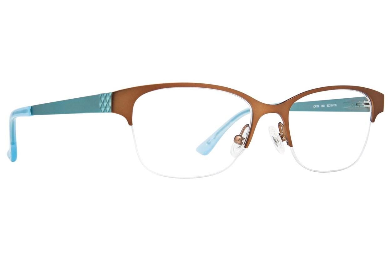 Candie's CA106 Eyeglasses - Brown