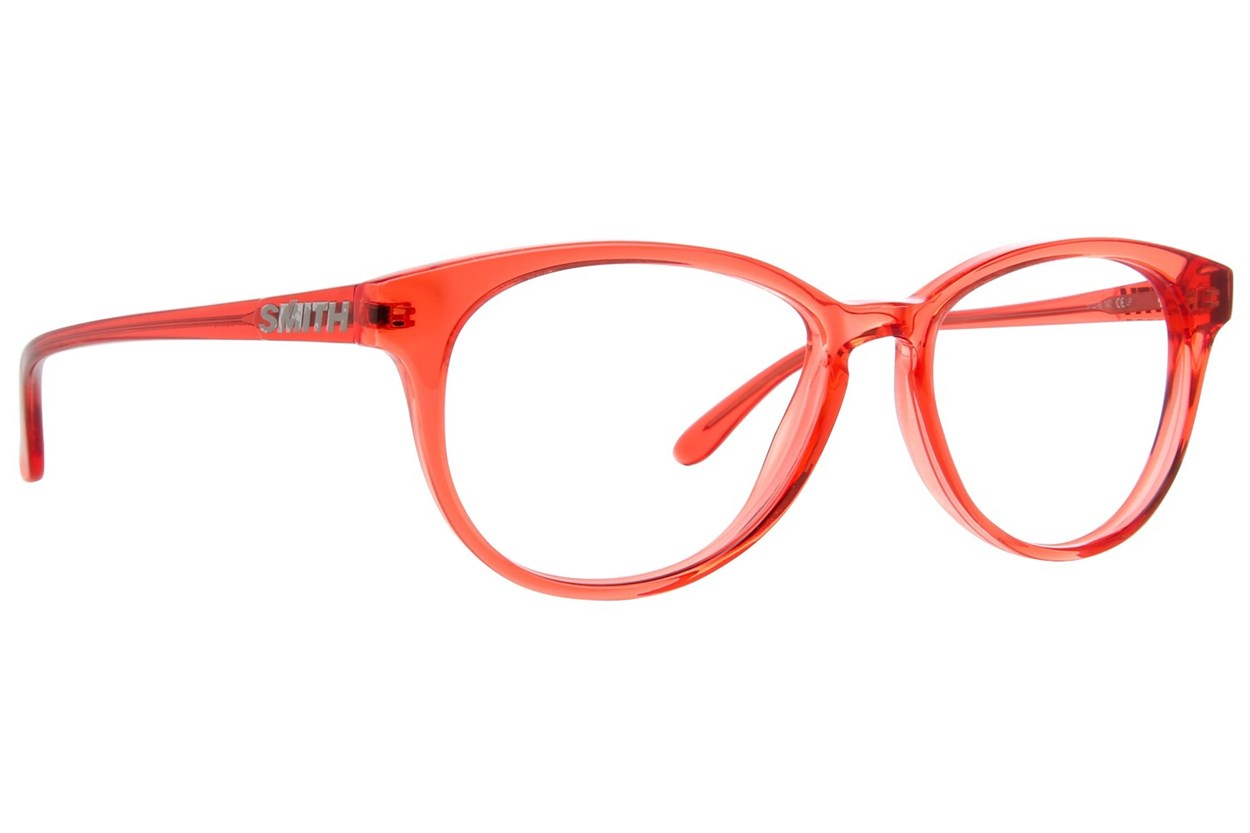 Smith Optics Finley Eyeglasses - Red