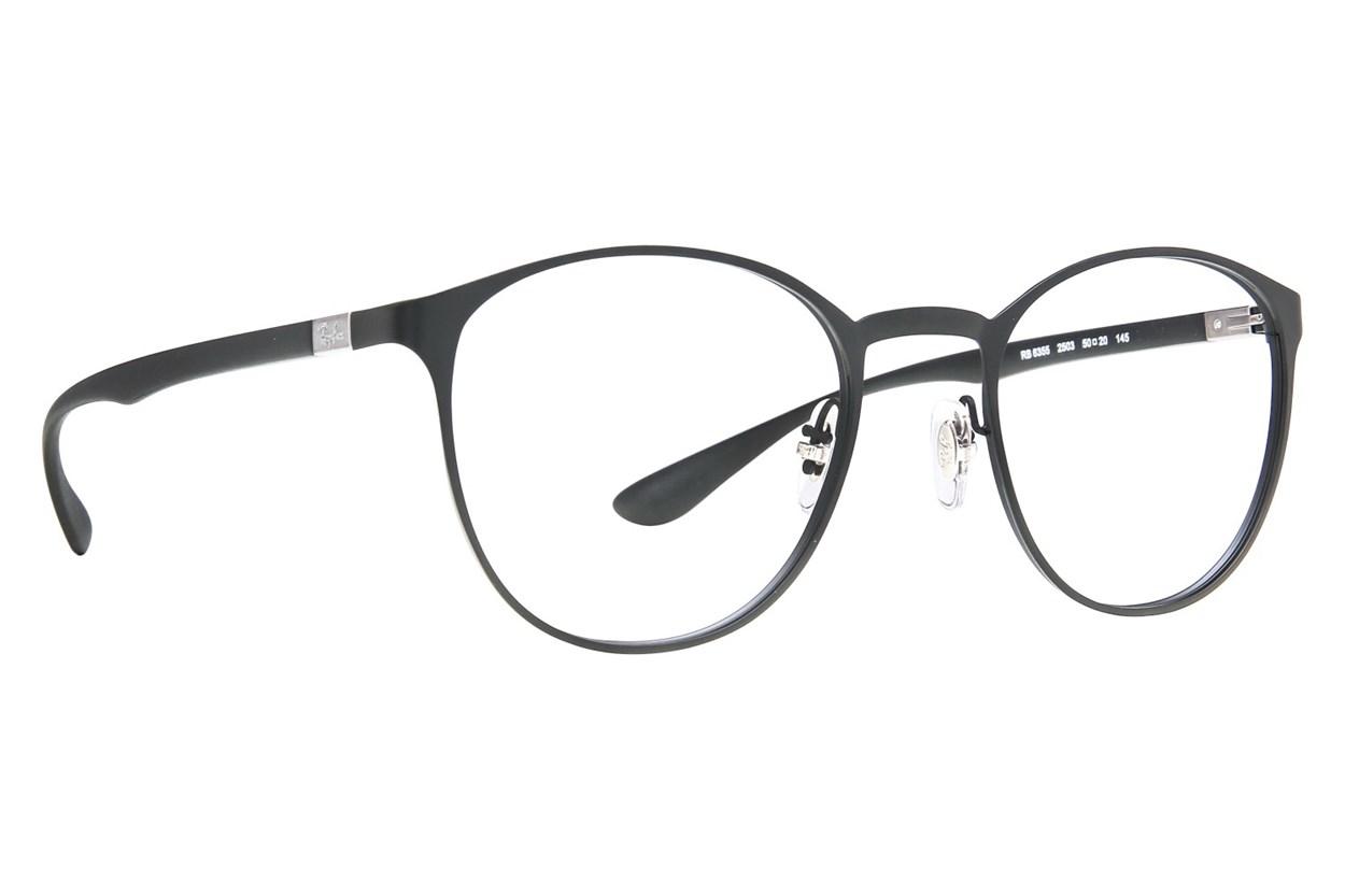 Ray-Ban® RX6355 Eyeglasses - Black