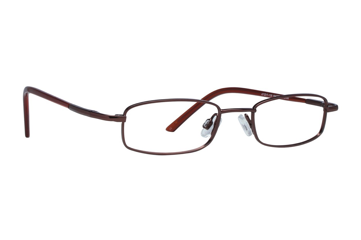 Arlington AR1001 Eyeglasses - Brown
