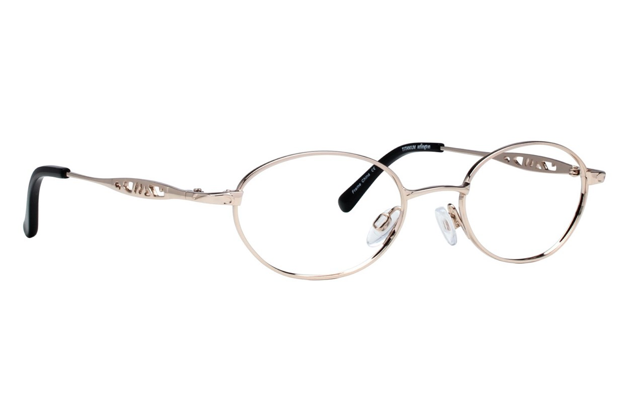 Arlington AR1014 Eyeglasses - Gold