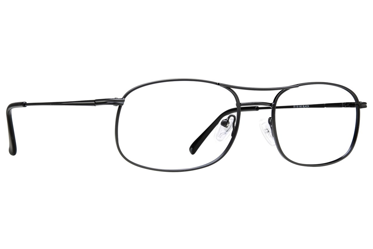 Arlington AR1017 Eyeglasses - Black