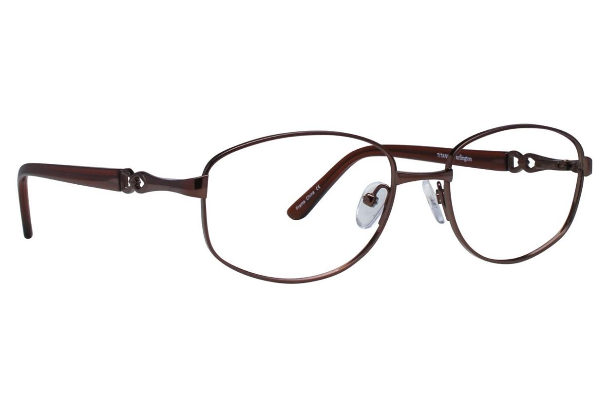 Arlington AR1019 Eyeglasses - Brown