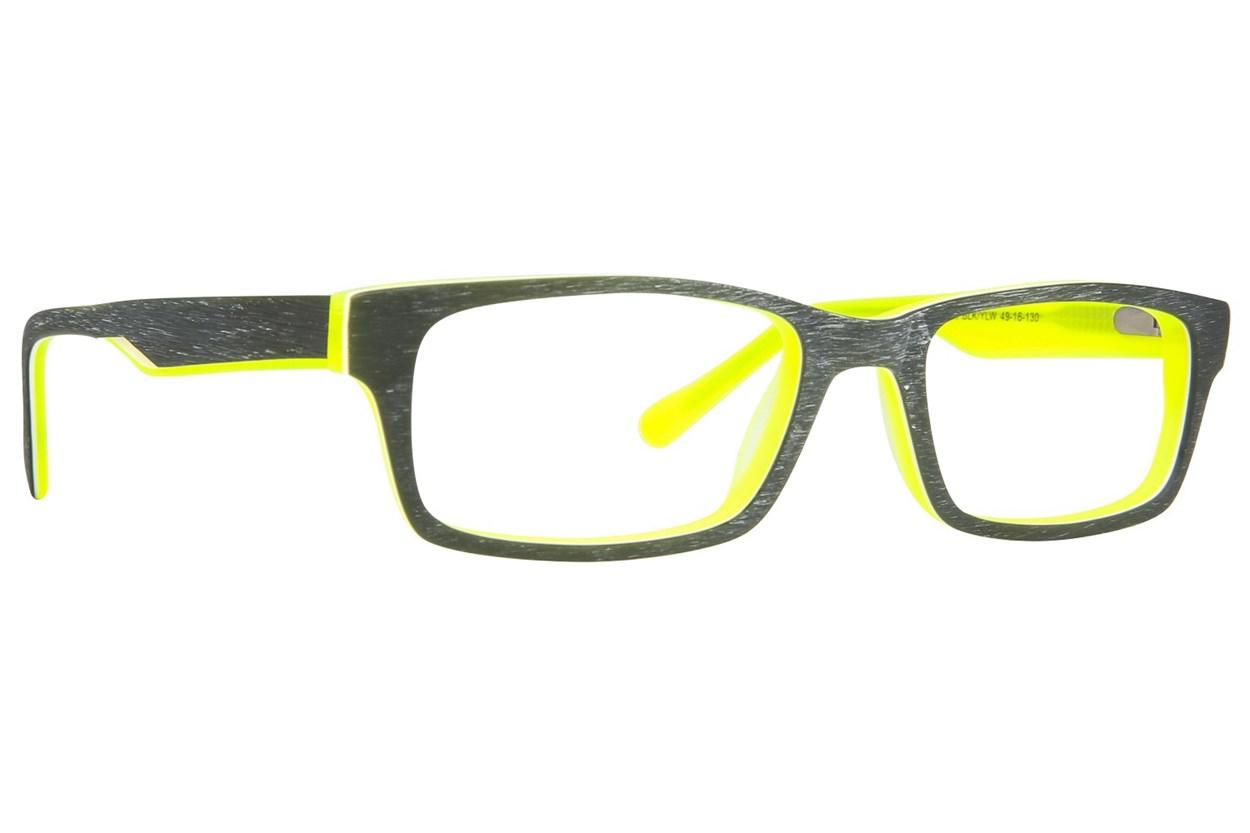 Picklez Max Eyeglasses - Black