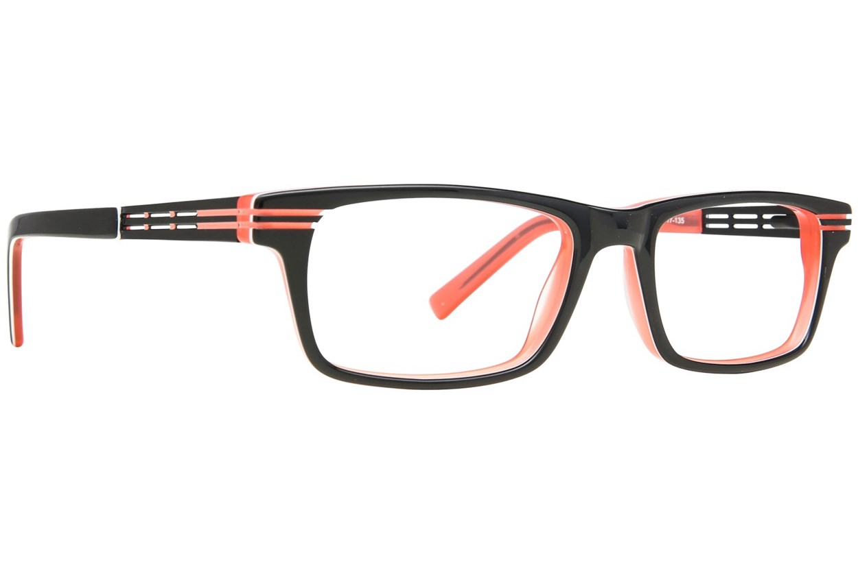 Picklez Rex Eyeglasses - Black
