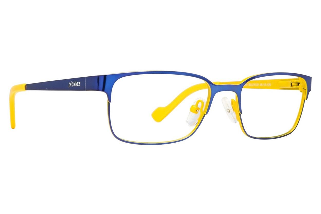 Picklez Rover Eyeglasses - Blue