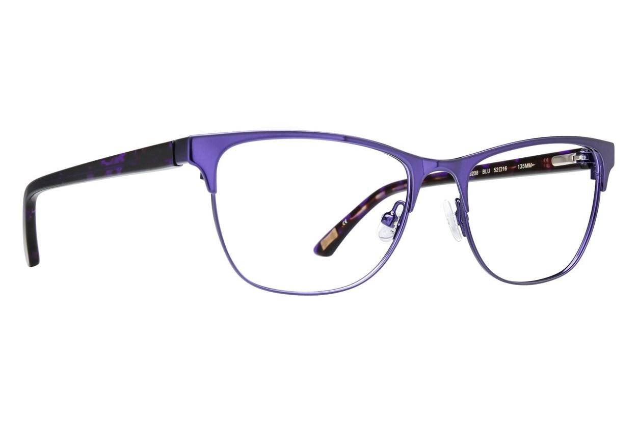 Ted Baker B238 Eyeglasses - Blue