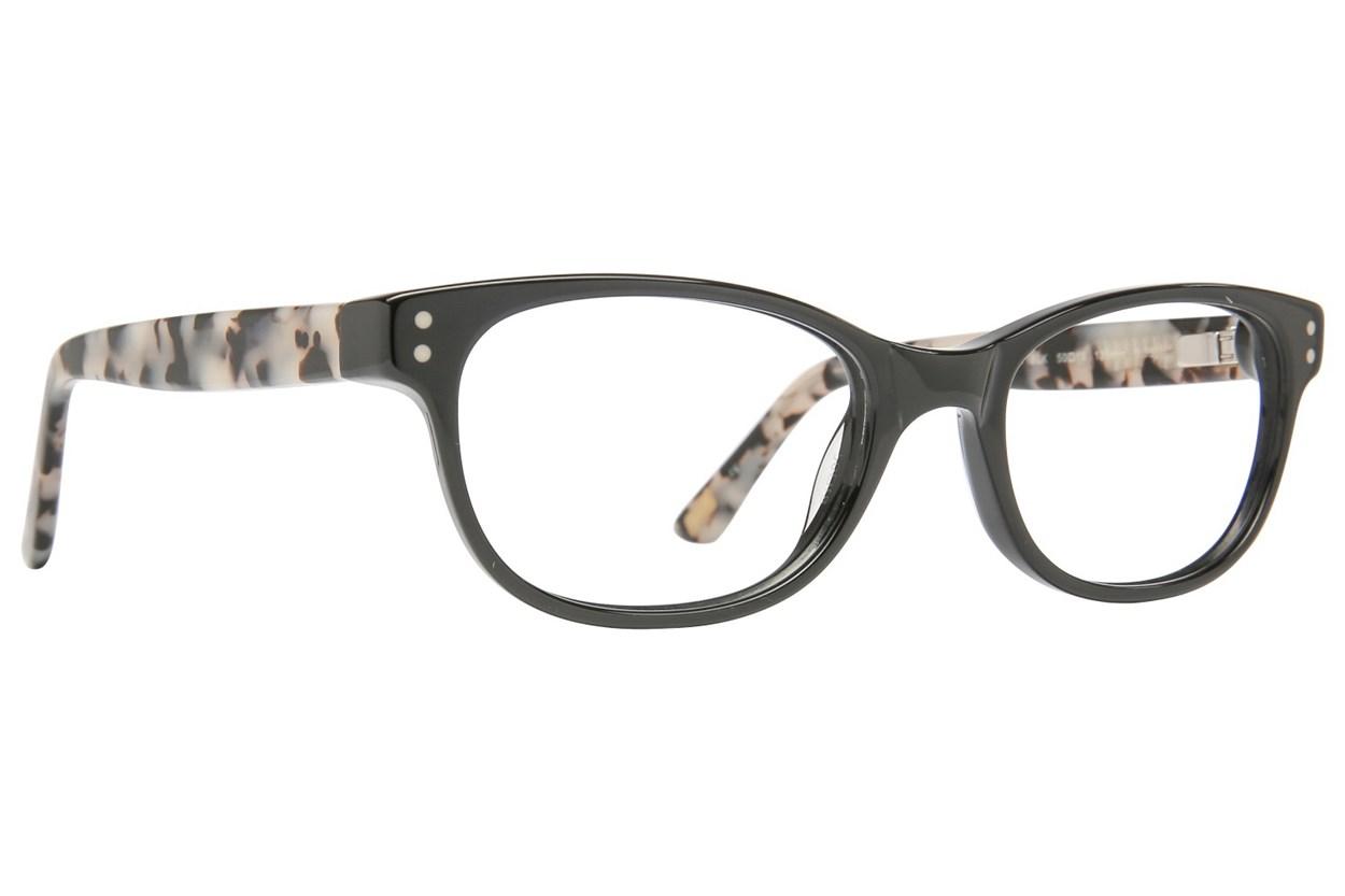 Ted Baker B724 Eyeglasses - Black