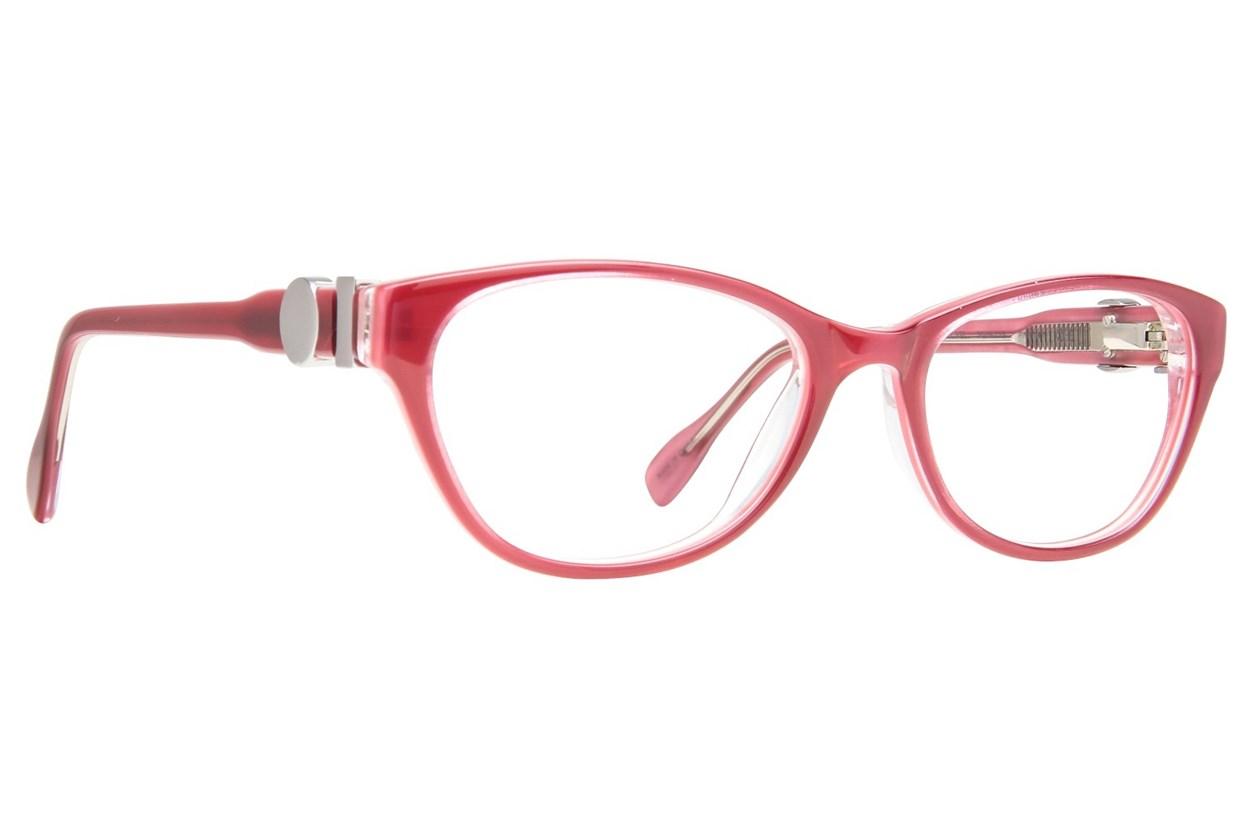 Derek Lam 10 Crosby 551 Eyeglasses - Pink