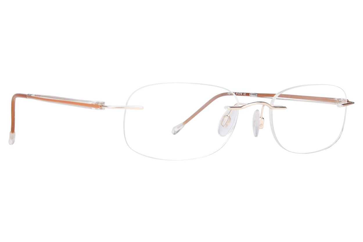 Invincilites Sigma H Eyeglasses - Brown