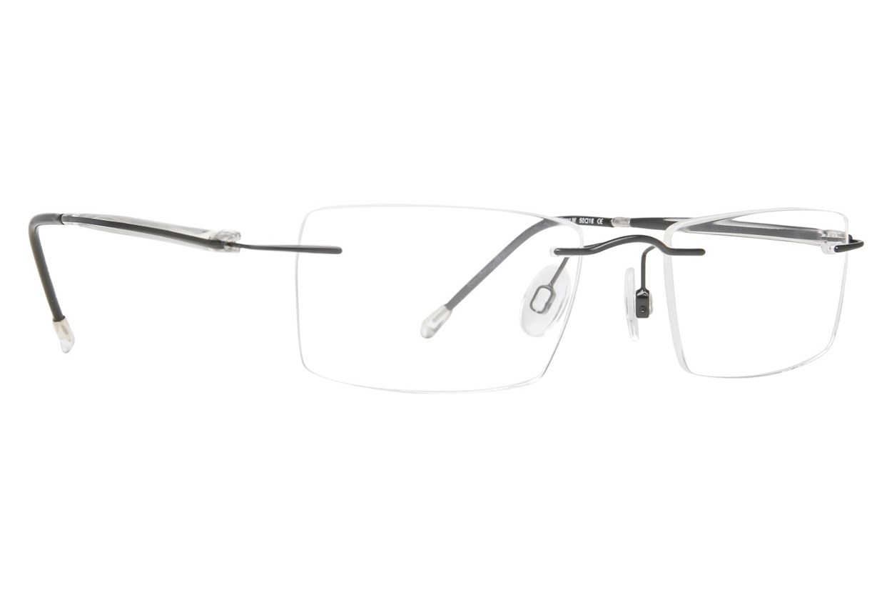 Invincilites Sigma W Eyeglasses - Black