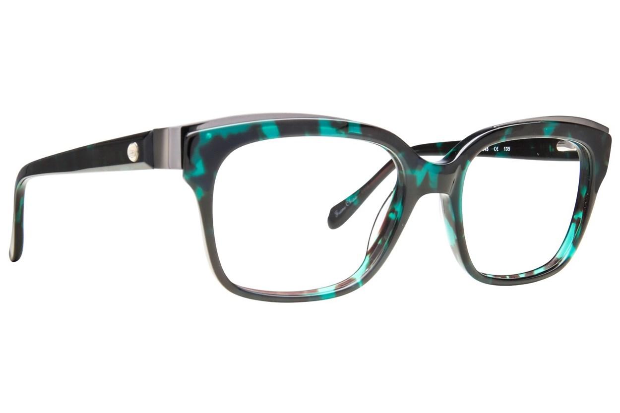 Leon Max LM 4003 Eyeglasses - Green