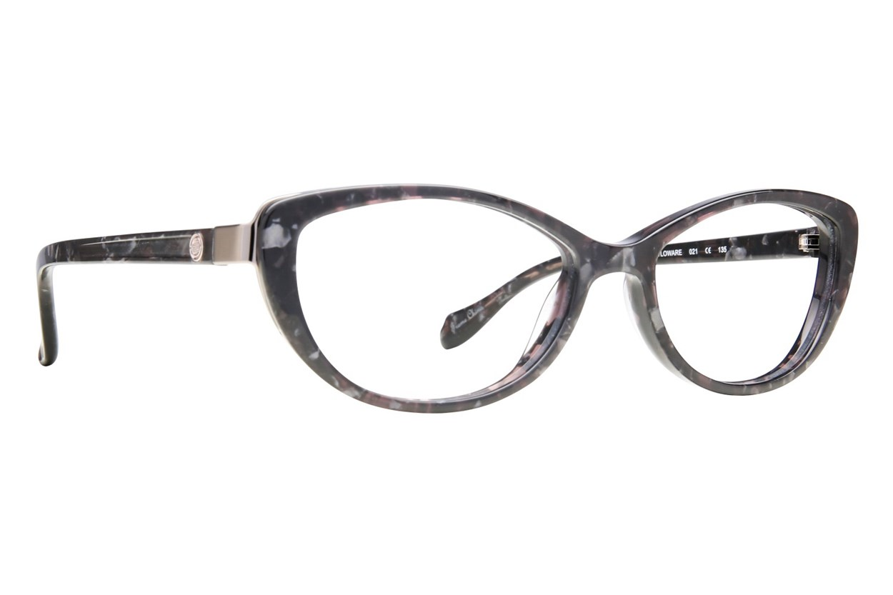 Leon Max LM 4010 Eyeglasses - Black
