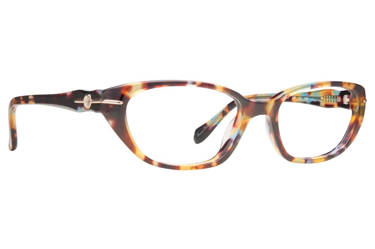 Leon Max LM 4024 Eyeglasses - Tortoise