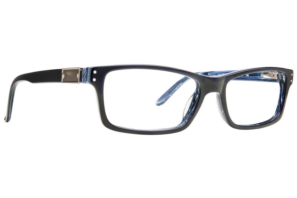 Randy Jackson RJ 3023 Eyeglasses - Blue