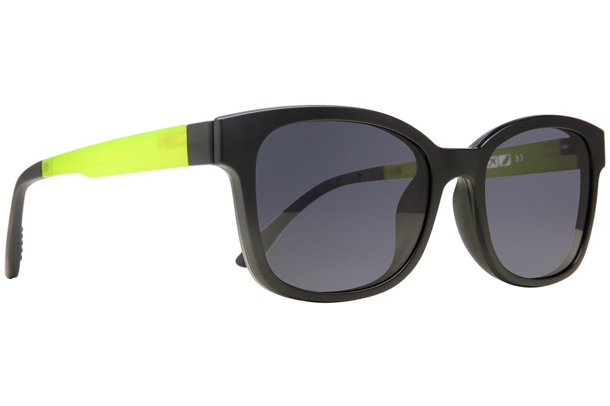 Alternate Image 1 - Eyecroxx EC40UL 370 Eyeglasses - Black