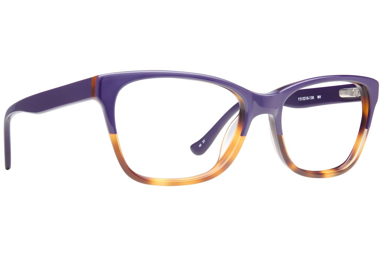 Kensie Statement Eyeglasses - Blue