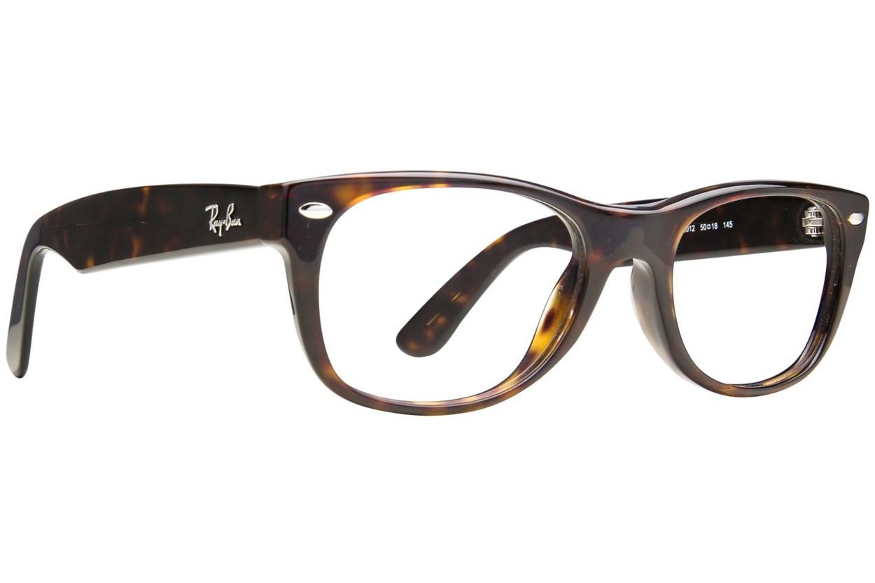 Ray-Ban® RX5184 Eyeglasses - Tortoise