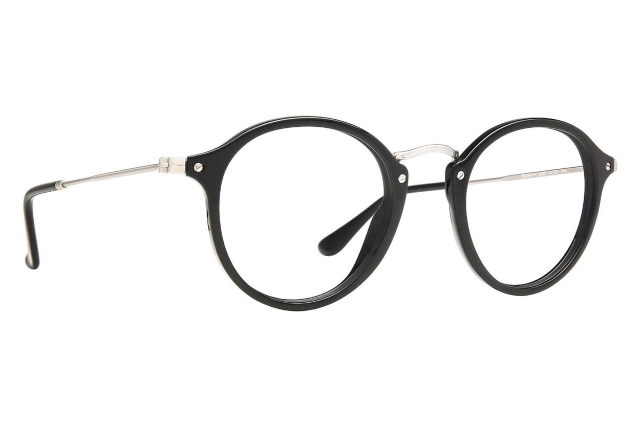 Ray-Ban® RX2447V Eyeglasses - Black