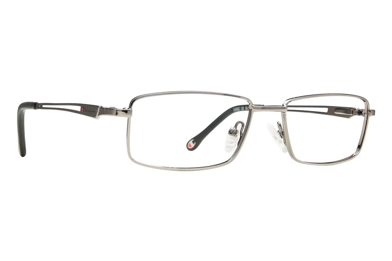 Champion 1002 Eyeglasses - Silver