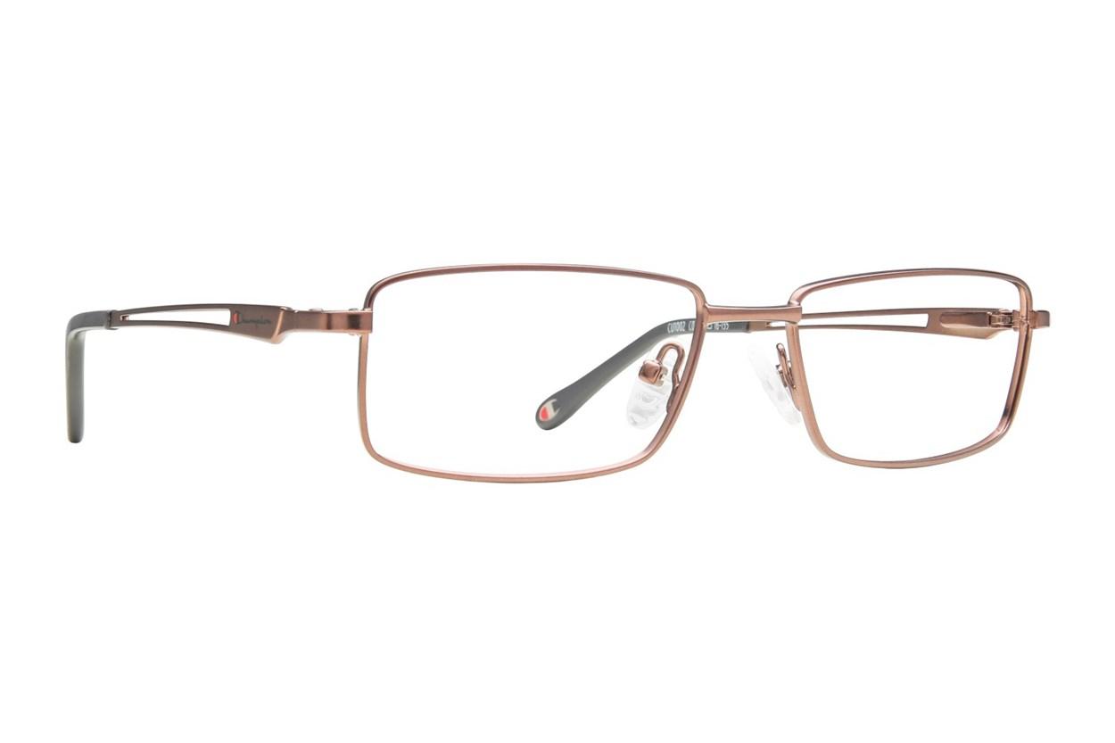 Champion 1002 Eyeglasses - Brown