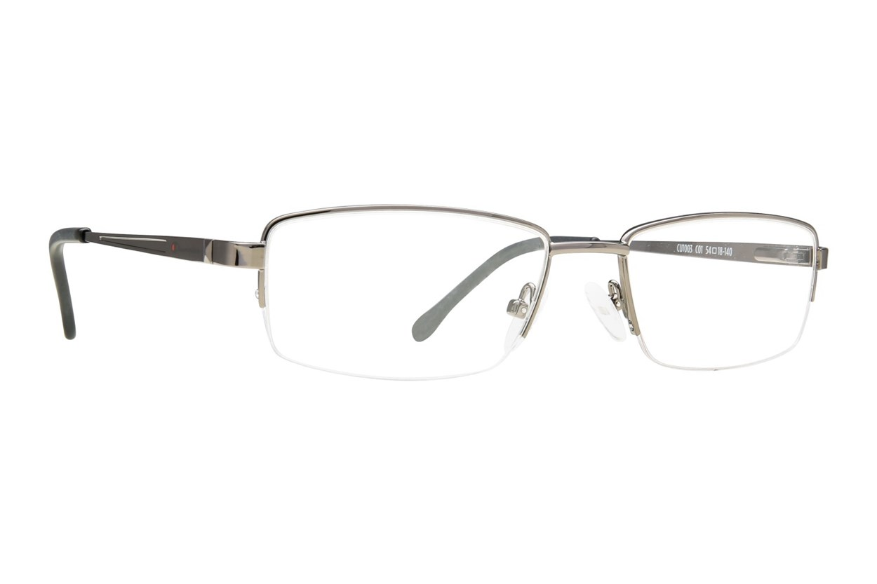 Champion 1003 Eyeglasses - Silver