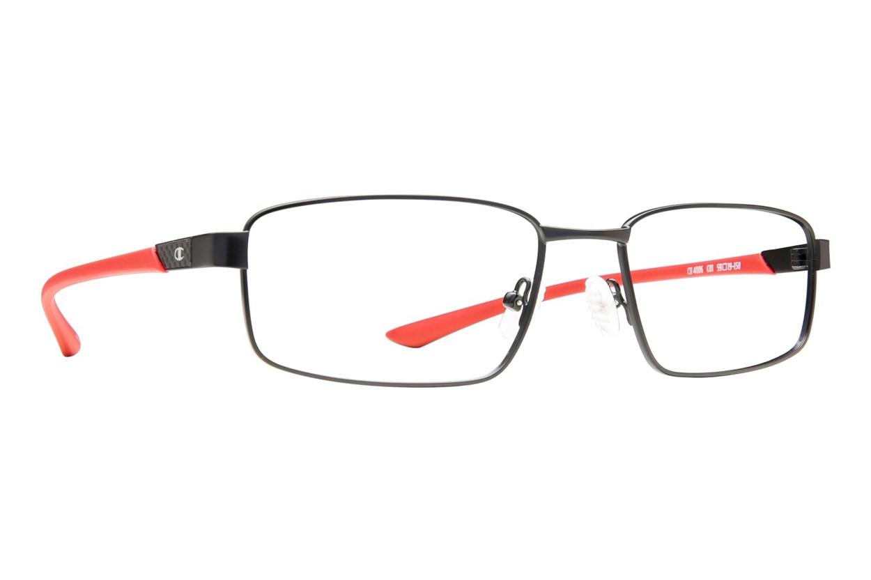 Champion 4006 Eyeglasses - Black