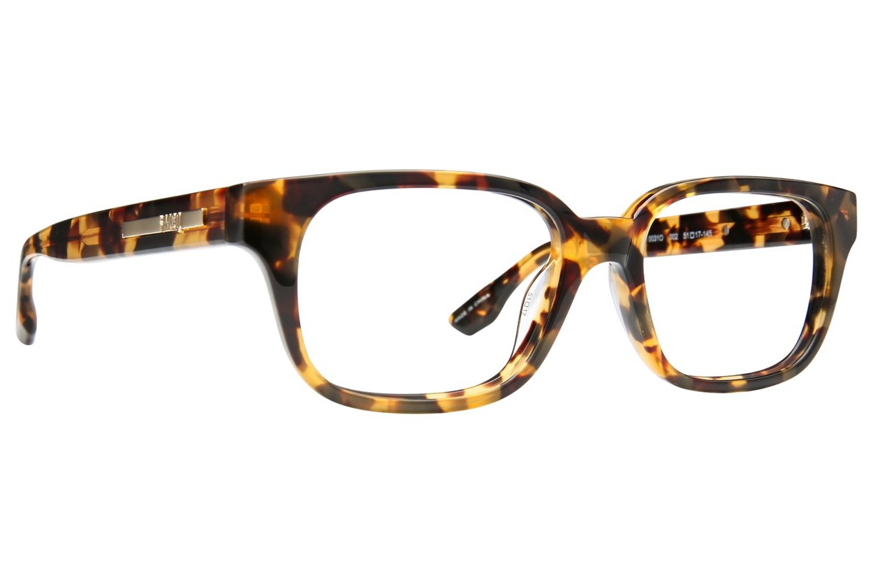 MCQ By Alexander Mcqueen MQ0031O Eyeglasses - Tortoise