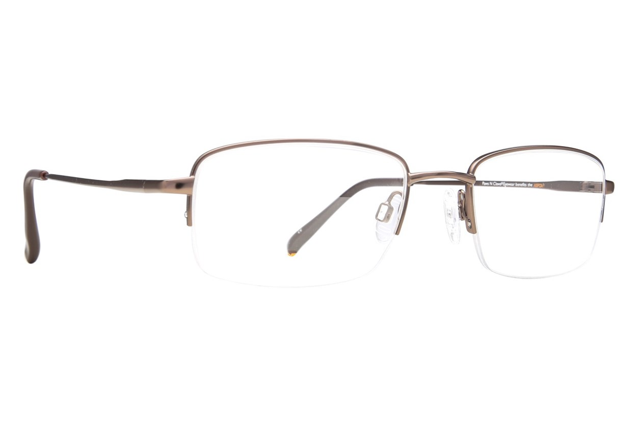 Paws n Claws Paws 704 Eyeglasses - Brown