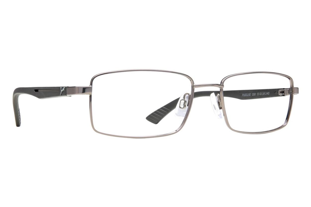 Puma PU0019O Eyeglasses - Silver