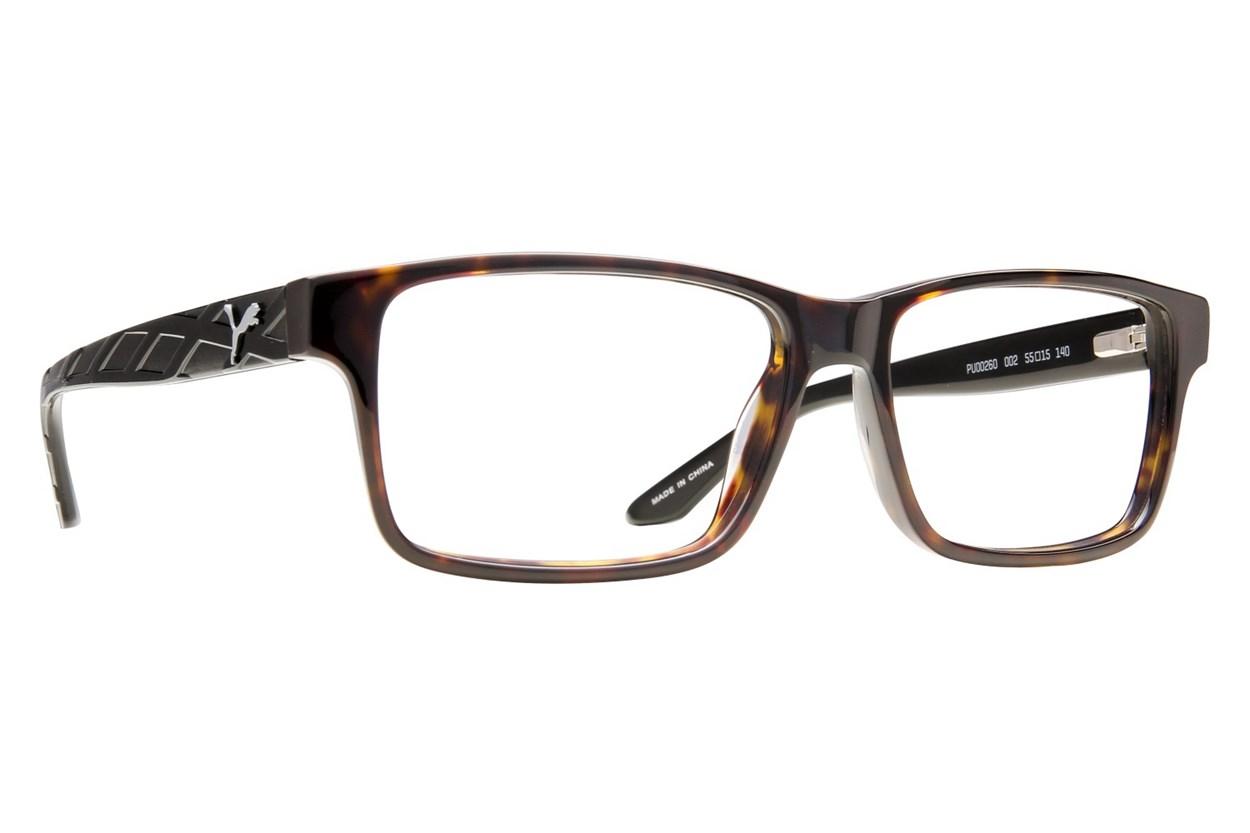 Puma PU0026O Eyeglasses - Tortoise