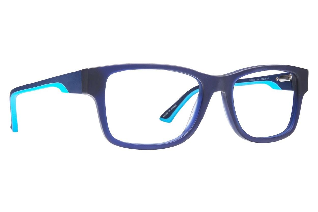 Puma PU0031O Eyeglasses - Blue