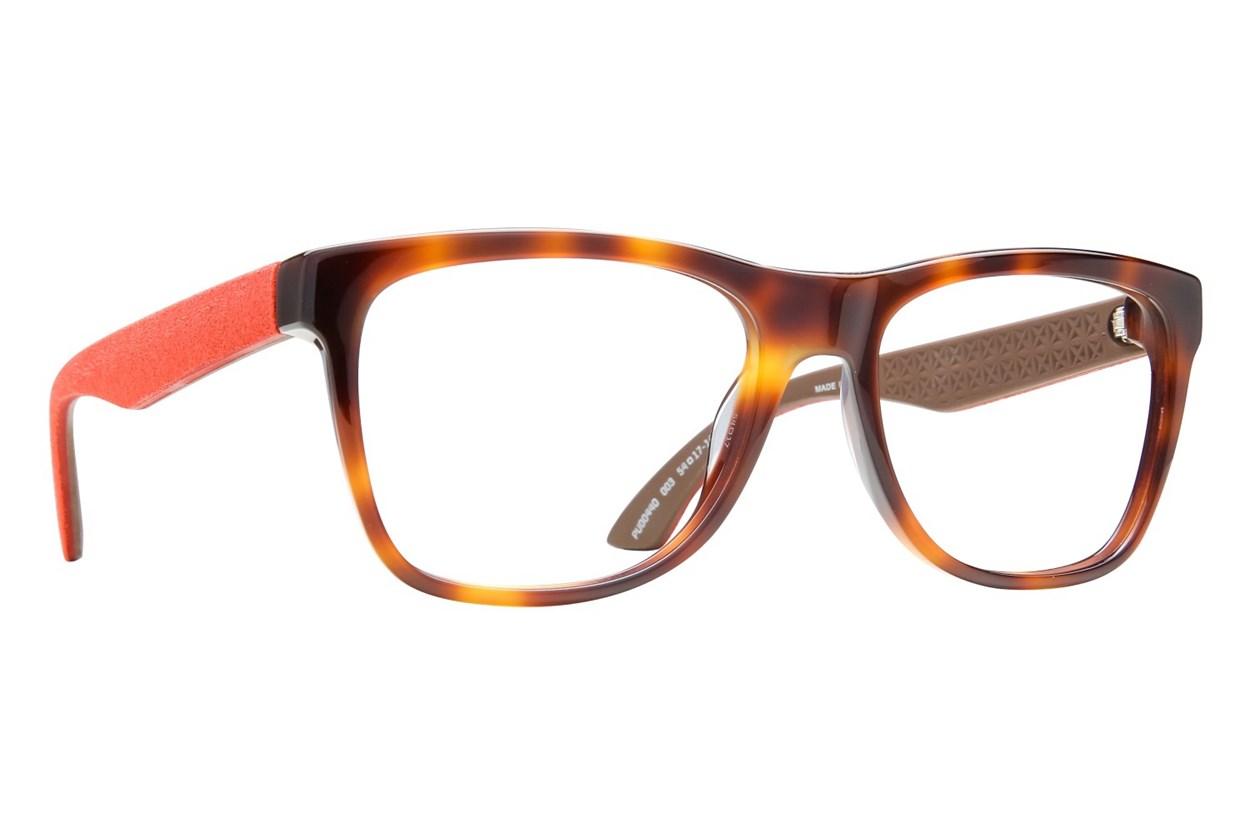Puma PU0044O Eyeglasses - Tortoise