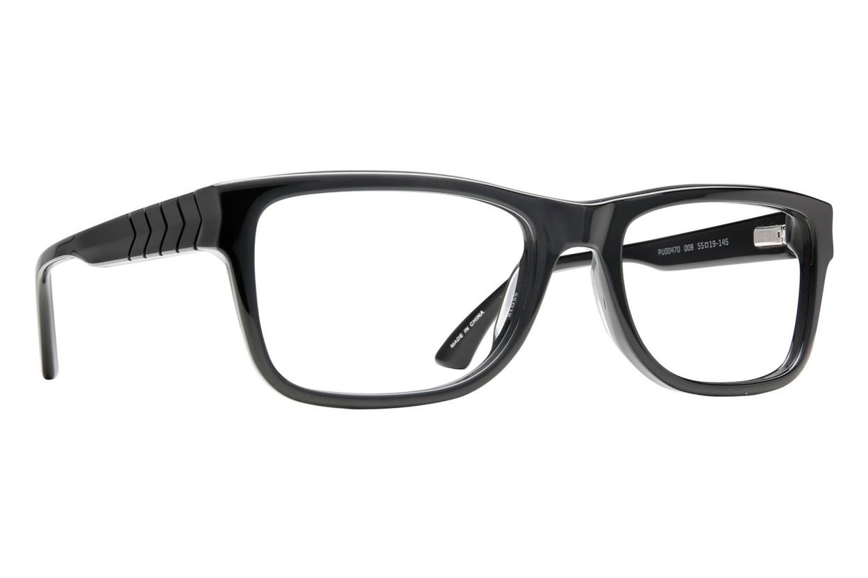 Puma PU0047O Eyeglasses - Black