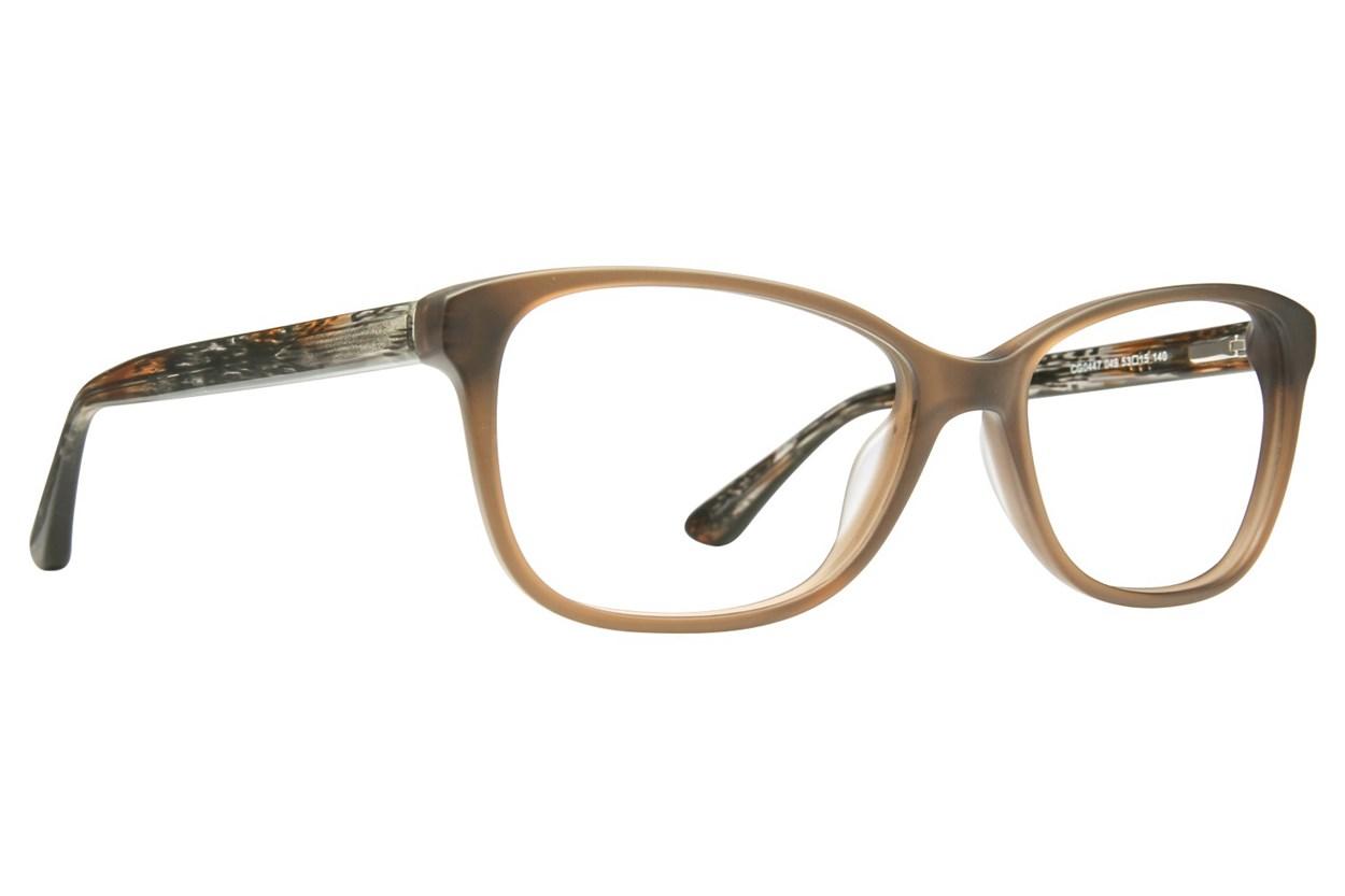 Covergirl CG0447 Eyeglasses - Brown