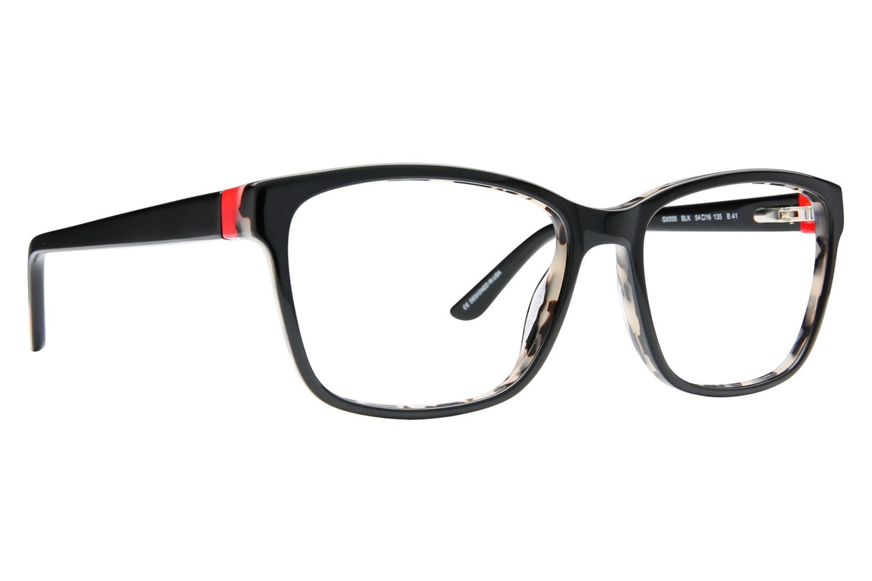 GX By Gwen Stefani GX005 Eyeglasses - Black