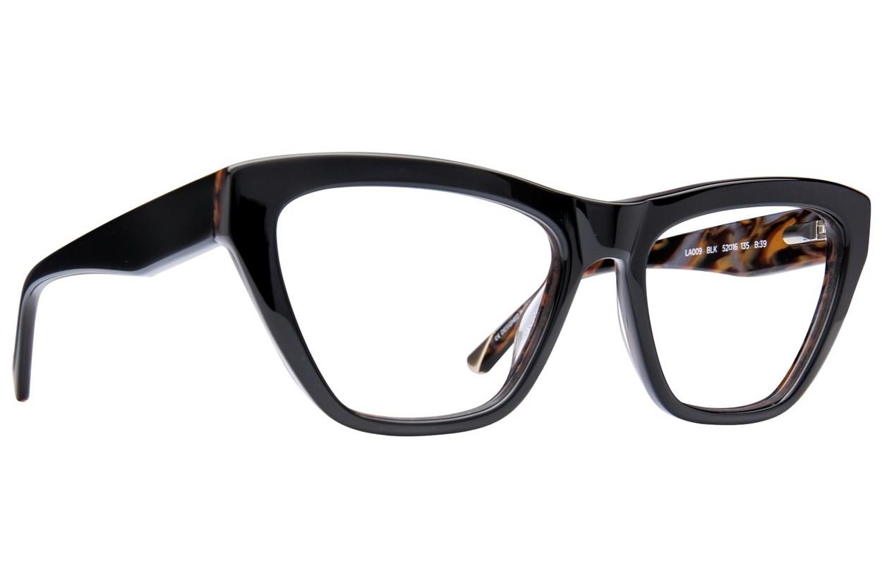 L.A.M.B. By Gwen Stefani LA009 Eyeglasses - Black