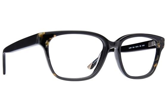 L.A.M.B. By Gwen Stefani LA011 Eyeglasses - Black
