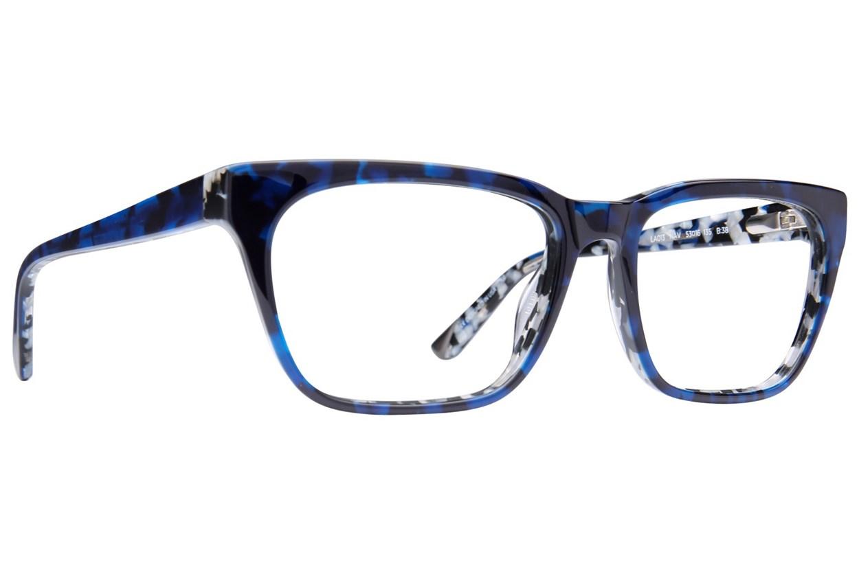 L.A.M.B. By Gwen Stefani LA013 Eyeglasses - Blue