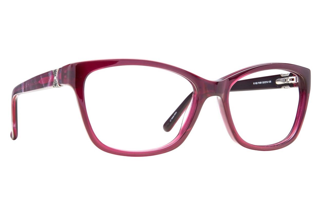 Rampage R 193 Eyeglasses - Purple
