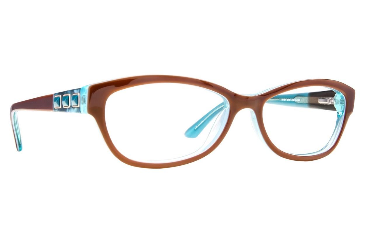 Rampage R 184 Eyeglasses - Brown